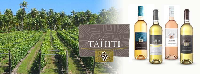 LES VINS DE TAHITI DISPONIBLES EN FRANCE