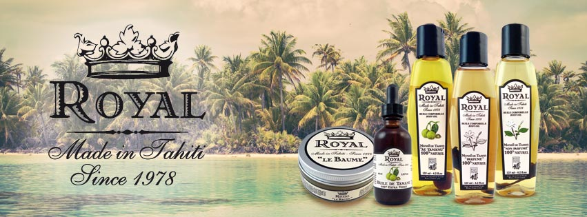 Monoi Royal Tahiti