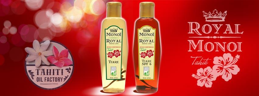 Monoi Royal Tahiti