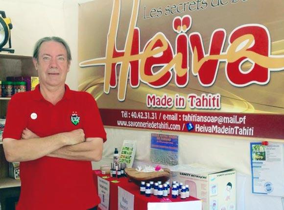 Mr Philippe Maunier, Directeur de la Marque Heiva, attend vos réclamations !