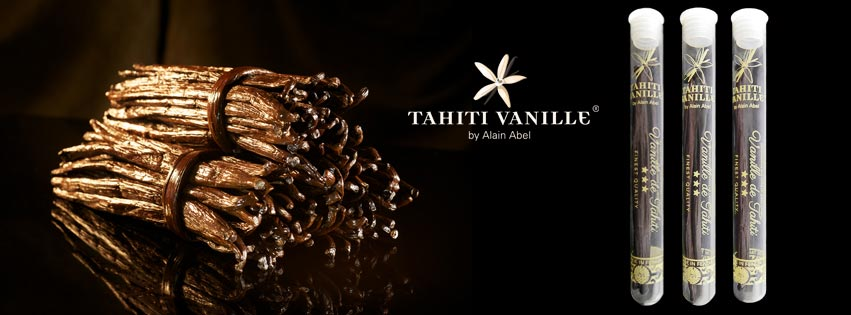 LE MEILLEUR DE LA VANILLE DE TAHITI