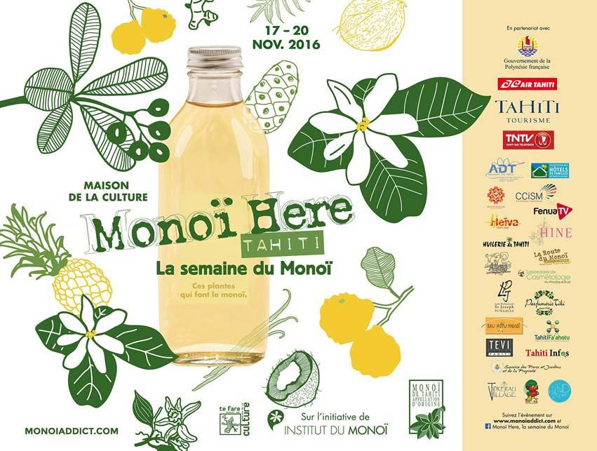 © Institut du Monoï
