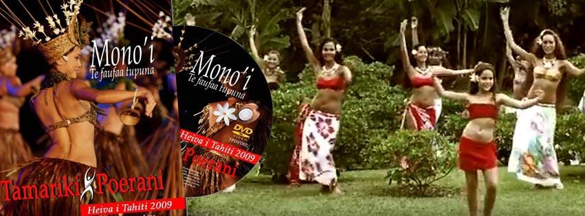 LA CHANSON DU MONOI DE TAHITI