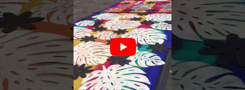 Vidéo réalisée en octobre 2019 lors du déplacemet de La Boutique du Monoï à Tahiti, sur la Route du Monoï, à la recherche de vos huiles de Monoi et autres merveilles polynésiennes...