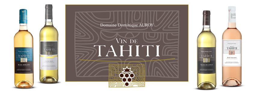 LES VINS DE TAHITI DE DOMINIQUE AUROY