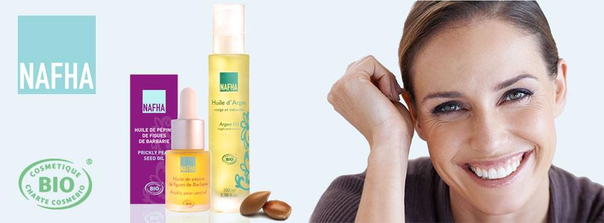 Nous sommes au regret de vous informer que Nafha arrête ses activités et a déjà cessé la production de ses soins cosmétiques Bio. Prenez vos dispositions tant que certains soins sont encore disponibles...