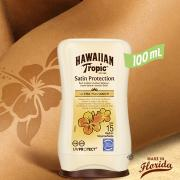 LOTION SATIN SPF15 HAWAIIAN TROPIC 7ML