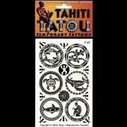 CADEAU TATOO TEMPORAIRE T47 TAMPONS MAOHI