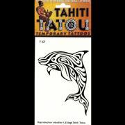CADEAU TATTOO TEMPORAIRE T57 OU'A DAUPHIN