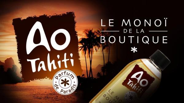 Ao Tahiti délivre un parfum de Paradis. Cette variation aromatique inédite, chaleureuse et discrète, est inspirée des senteurs subtiles et délicates de Tahiti et ses Îles, lorsque le jour se lève, ou que le soleil se couche...