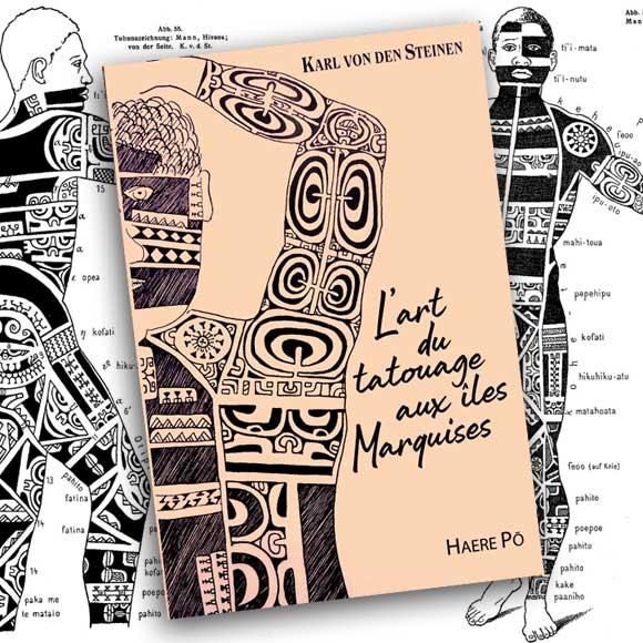 Karl Von Den Steinenne savait pas que son édition de 1924 serait la source du retour du tatouage polynésien identitaire, empreint du sens des signes d'origine. Un livre incontournable pour celles et ceux qui veulent un tatouage authentique.
