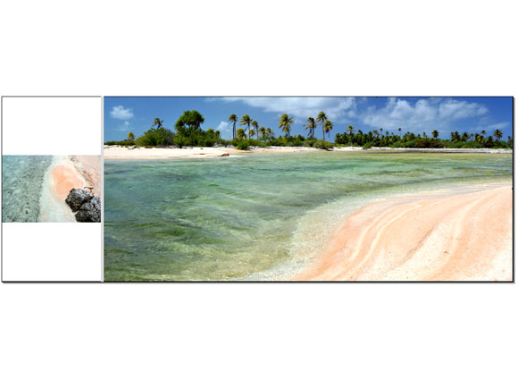 Double page intérieure © Univers Polynésiens