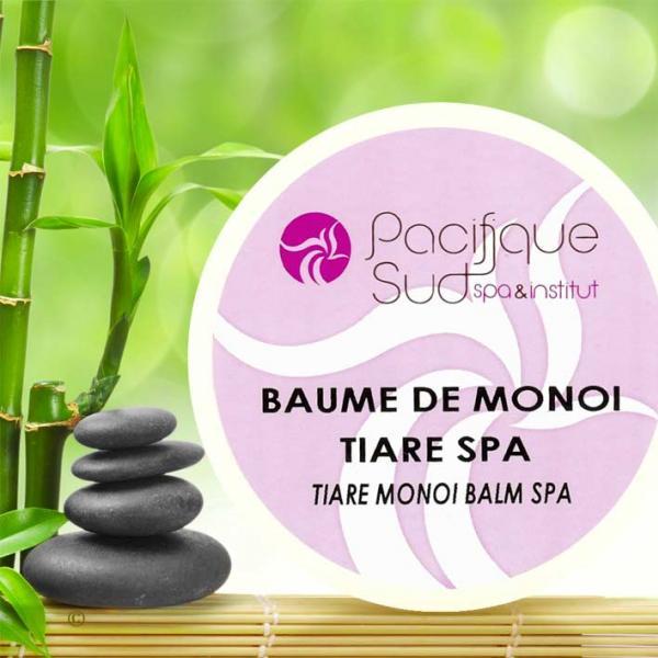 Le Baume de Monoï est issu de l'association du Beurre de Monoï de Tahiti et de la Cire d'abeille, délicatement parfumés à la Fleur de Tiaré. Sa texture en fait un produit parfait pour les soins et massage du corps. Conserver à température autour de 20°