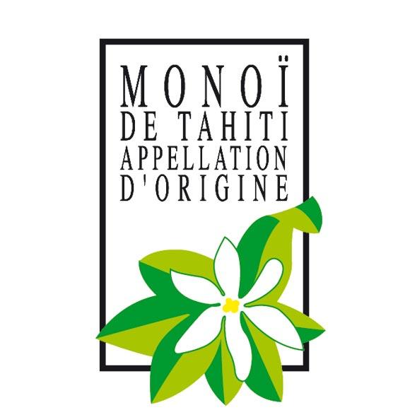 Monoi de Tahiti Appellation d'Origine.