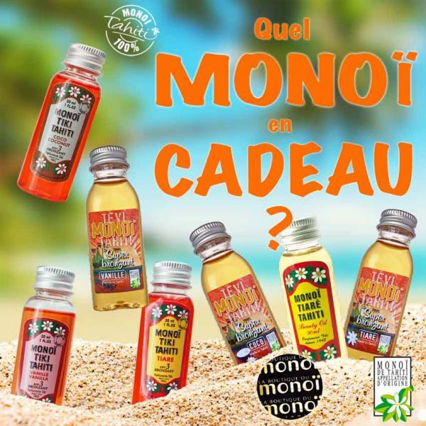 CADEAU MONOI DE TAHITI BRONZANT 30mL POUR 30 € D'ACHAT*