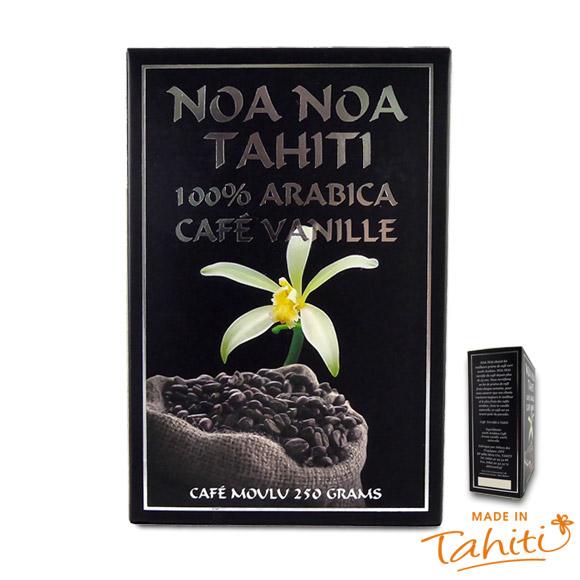 CAFÉ 100% ARABICA À LA VANILLE NOA NOA TAHITI 250G