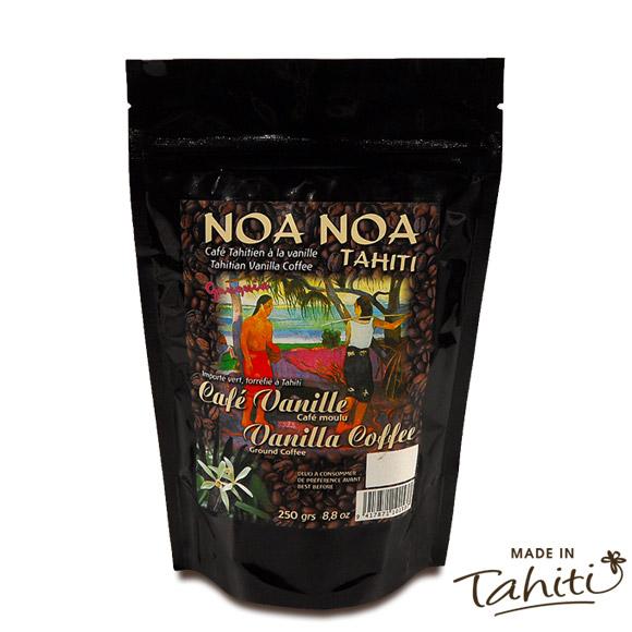 CAFE VANILLE 250G NOA NOA TAHITI