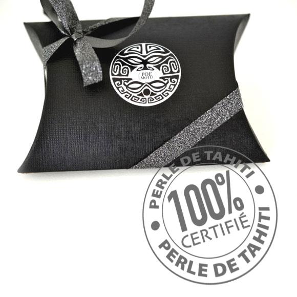 Pochette Poemotu pour la livraison de votre bijou.