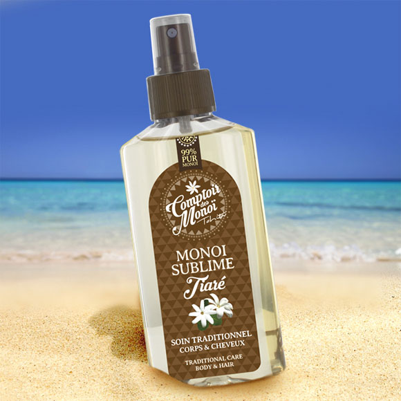 COMPTOIR DES MONOI 99% SUBLIME TIARE SPRAY 100mL