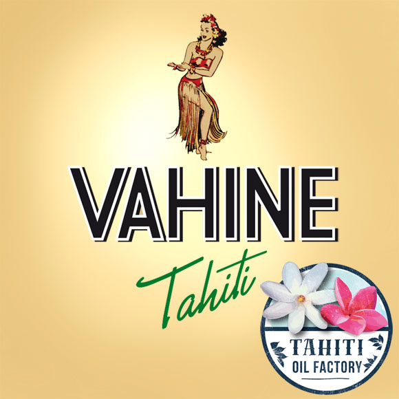 Vahine Tahiti est une marque Tahiti Oil Factory.