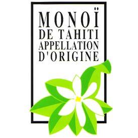 6% de Monoï de Tahiti certifié Appellation d'Origine.