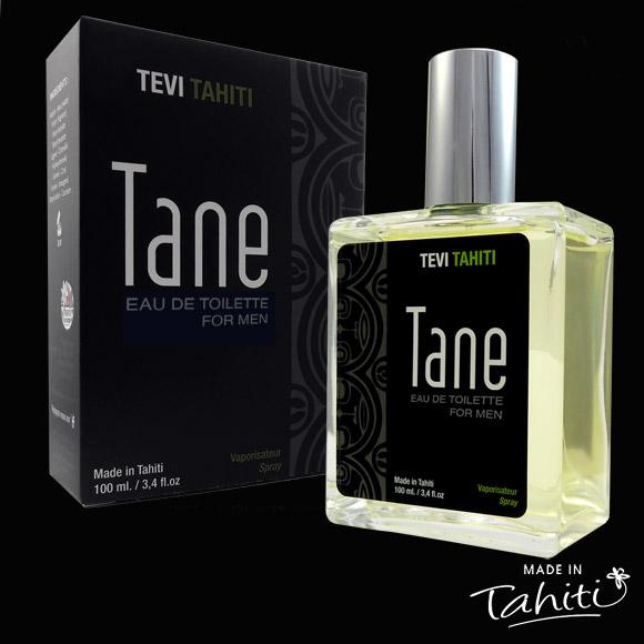 EAU DE TOILETTE TEVI TANE TAHITI POUR HOMME 100 mL