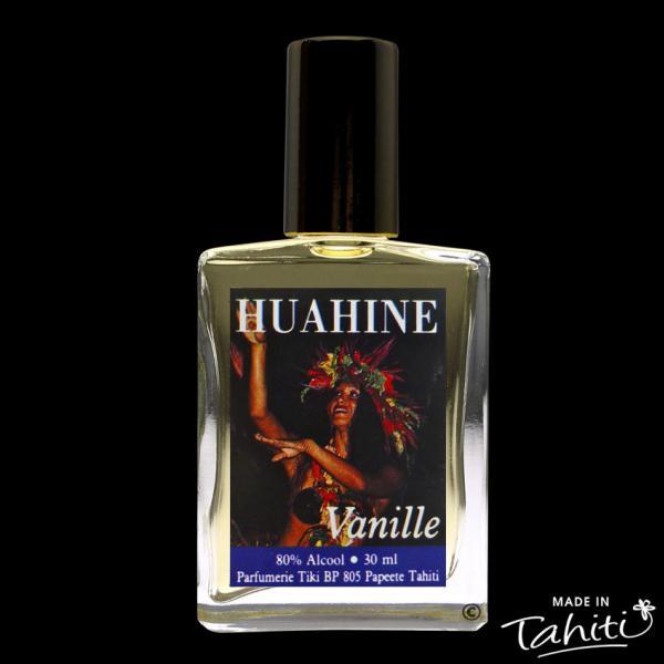 Un grand classique des parfums polynésiens ! Cette Eau de Toilette Tiki Tahiti 30 ml au parfum de la Vanille complète parfaitement le Monoï Vanille de la marque Tiki.