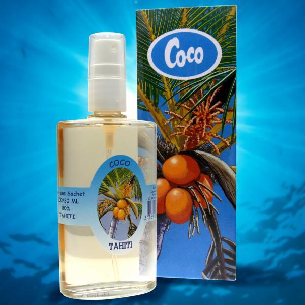 Parfum frais, léger et subtil et gourmand à la fois. Un pur bonheur  pour les amateurs de coco !