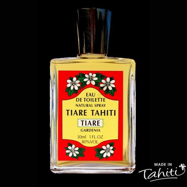 Un classique des parfums polynésiens ! Cette Eau de Toilette Tiki Tahiti 30 ml au parfum du Tiaré est fabriqué à Tahiti-Faaa par la Parfumerie Tiki et rencontre un énorme succès auprès de nos clients !