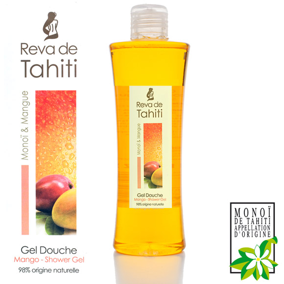 GEL DOUCHE REVA DE TAHITI MONOI MANGUE 250mL