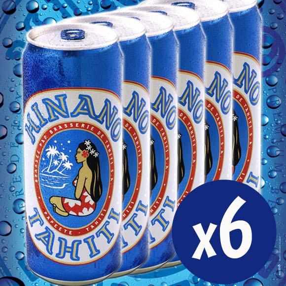 Hinano, la Bière de Tahiti. Retrouvez tout le goût de cette bière polynésienne de La Brasserie de Tahiti.