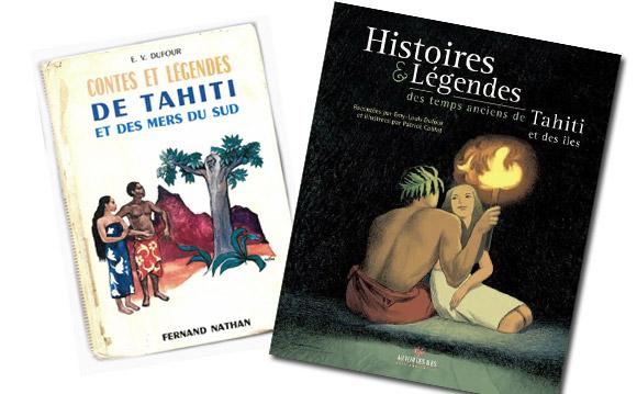 Ce recueil est le digne héritier de la Collection Contes & Légendes de Tahiti et ses Îles parue en 1967 chez Nathan par le même auteur Emy-Louis Dufour