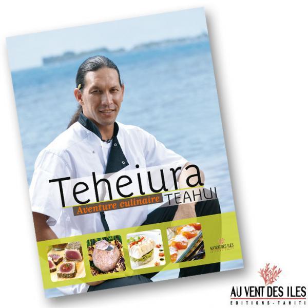 Chef Teheiura Teahu, cuisiner polynésien, et héro mythique d'une émission d'aventure vous prpose une nouvelle aventure culinaire.