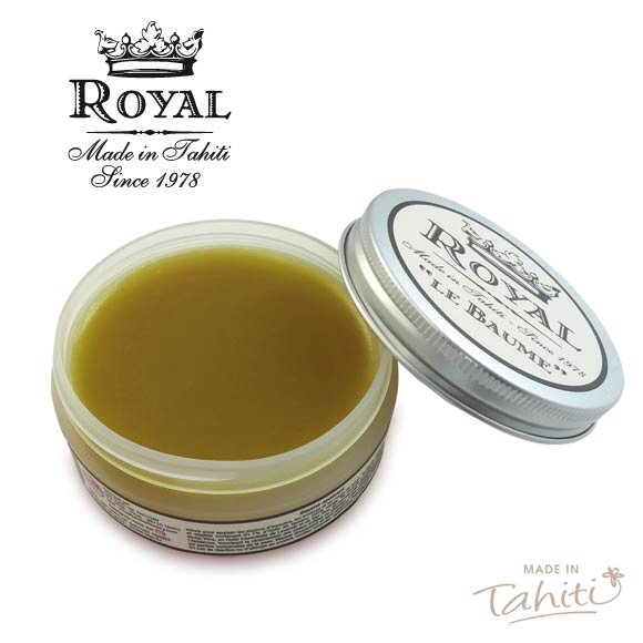 LE BAUME ROYAL 100% NATUREL AU TAMANU TAHITI 60 mL