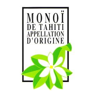96.5% de Monoï de Tahiti Appellation d'Origine pour le Monoi de La Boutique.