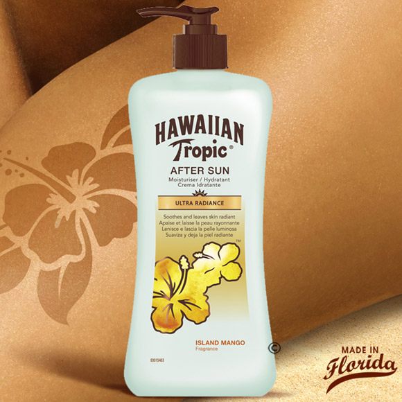 APRES SOLAIRE SATIN 240 ml HAWAIIAN TROPIC