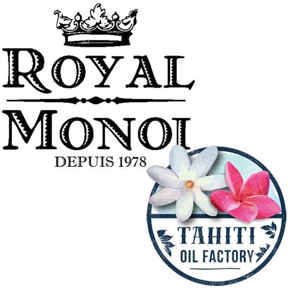 Monoï Royal depuis 1978, une marque Tahiti Oil Factory.