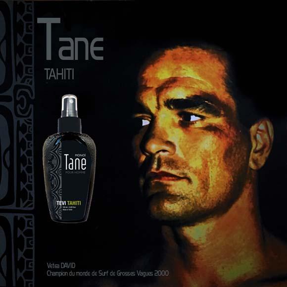 MONOI TEVI TAHITI TANE PARFUMÉ POUR HOMME 120ML