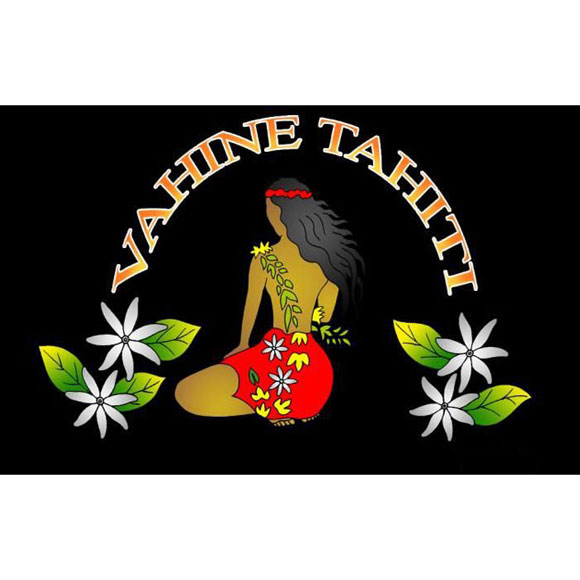 PAREO BALI ART FAIT MAIN VAHINE TIARE TAHITI 23