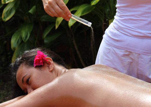 Tahiti Massage : La Nature Polynésienne à fleur de Peau.