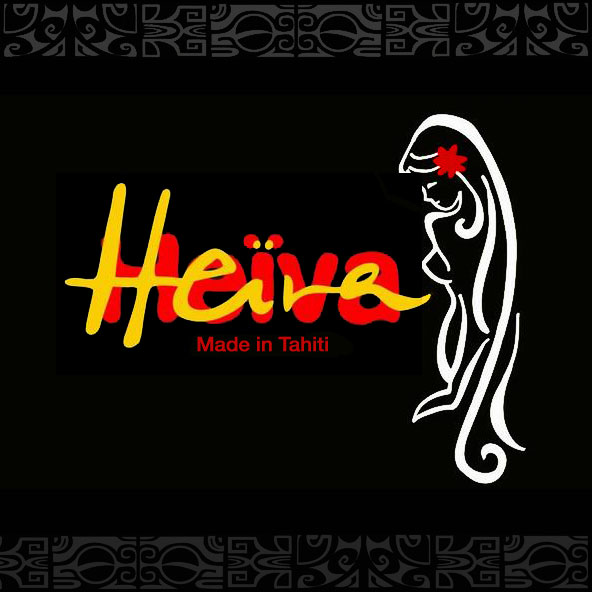 Heiva Cosmetiques Made in Tahiti