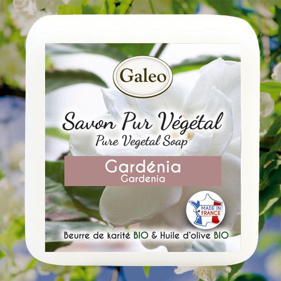 Senteurs fleuries (parfum de Grasse), aux Gardenias.
