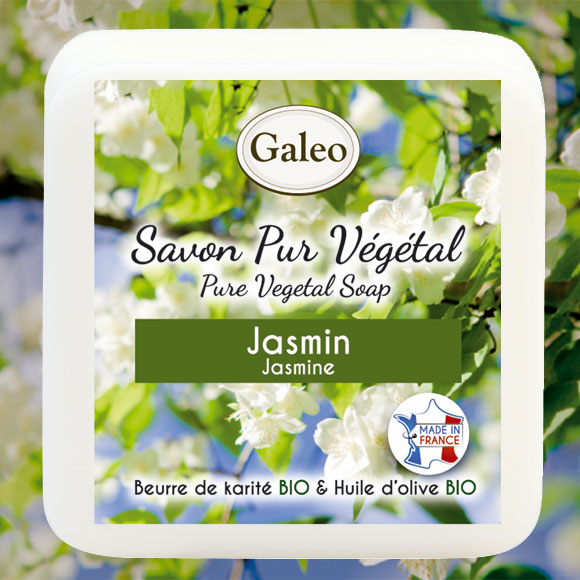 Senteurs fleuries (parfum de Grasse), de Jasmin