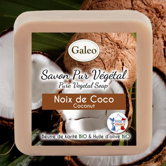Senteur gourmande (parfum de Grasse), à la Noix de Coco.
