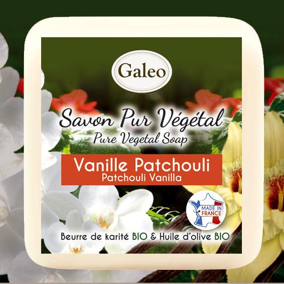 Senteur gourmande (parfum de Grasse), à la Vanille relevée de Patchouli.