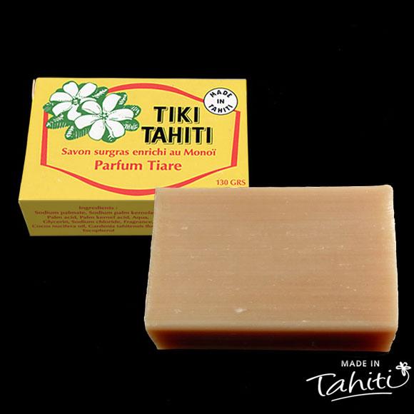 Proposé désormais sans le marquage habituel Tiki Tahiti avec la Fleur de Tiare.