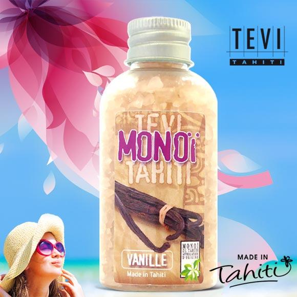 SELS DE BAIN TEVI TAHITI VANILLE 90G