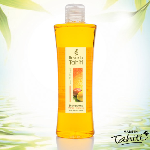 SHAMPOOING REVA NATURELLE MONOI MANGUE 250mL