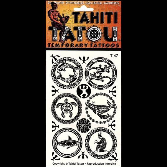 Tampons maohi sur votre peau pour une occasion ? Tahiti Tatou, tatouages temporaires en provenance directe de Tahiti