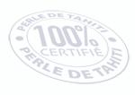 certifié Perle de Tahiti